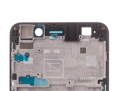 OEM LCD Supporting Frame for Huawei Honor 5A Black