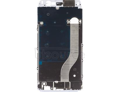 OEM LCD Supporting Frame for Huawei Honor 8 Pro Pearl White