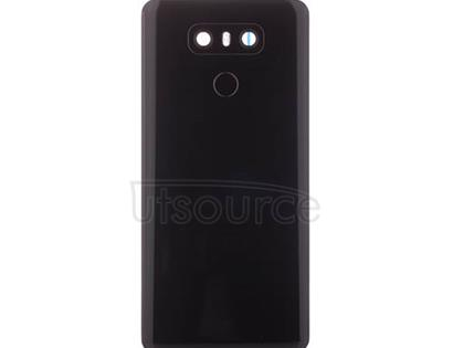 OEM Rear Housing Assembly for LG G6 Black