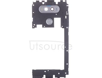 OEM Back Frame Assembly for LG V20 Silver