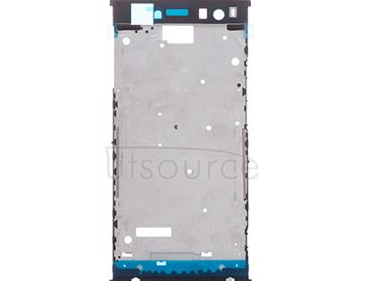 OEM LCD Supporting Frame for Sony Xperia XA2 Ultra Black
