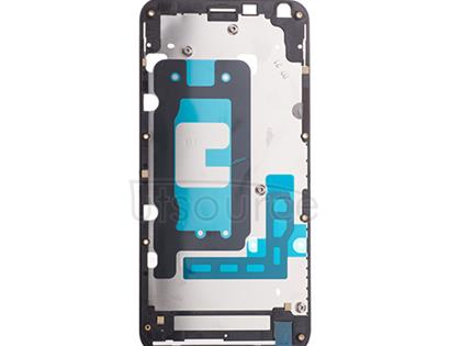 OEM LCD Supporting Frame for LG Q6 Astro Black