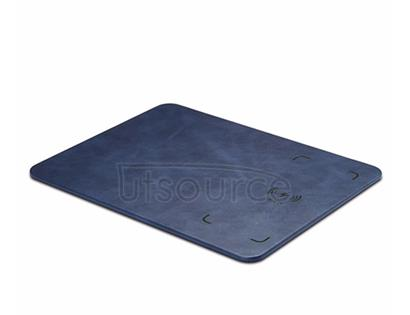 Q12 Wireless Charging Mouse Pad Blue