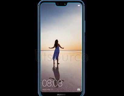 Tempered Glass Screen Protector for Huawei P20 Lite Transparent