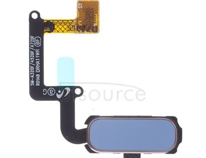 OEM Navigation Button for Samsung Galaxy A7 (2017) Blue Mist