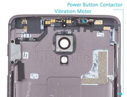 OEM Back Cover for OnePlus 3T Gunmetal