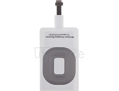 Wireless Charging Receiver for iPhone Series White
