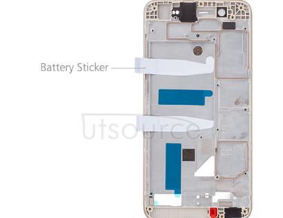 OEM LCD Supporting Frame for Huawei Enjoy 5S Gold