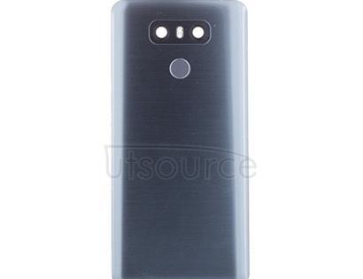 OEM Rear Housing Assembly for LG G6 Ice Platinum