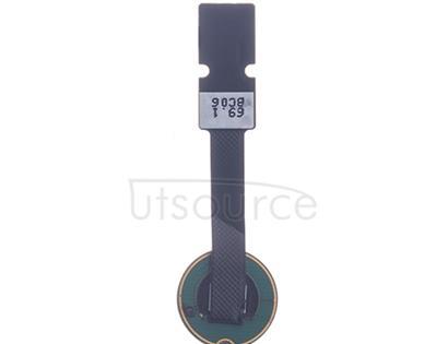 OEM Fingerprint Scanner Flex for Sony Xperia XZ2 Premium Chrome Black