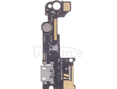 Custom Charging Port PCB Board for Asus Zenfone 3 Laser ZC551KL