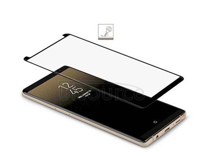 Tempered Glass Screen Protector for Samsung Galaxy Note8 Black