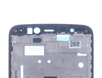OEM LCD Supporting Frame for Motorola Moto E4 XT1766 Blush Gold Motorola Moto E4 LCD Supporting Frame can replace your damaged and got cracked lcd frame. Come here to get this original new lcd frame plate replacement for your Moto E4. This is the model of XT1766.