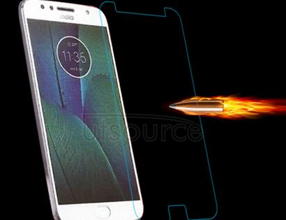 Tempered Glass Screen Protector for Motorola Moto G5S Plus Transparent