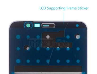 OEM LCD Supporting Frame for Huawei Honor 7X White