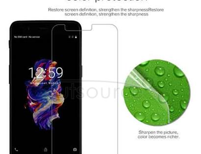 Nillkin Clear Screen Protector for OnePlus 5 Kit Transparent