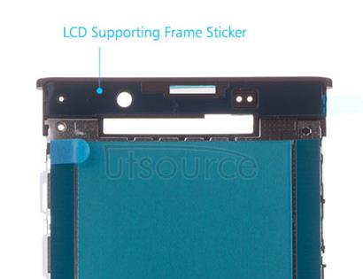 OEM LCD Supporting Frame for Sony Xperia L1 Black