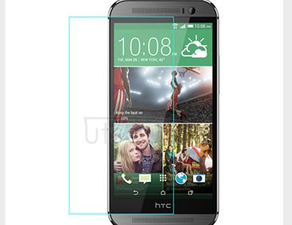Tempered Glass Screen Protector for HTC One M8 Transparent