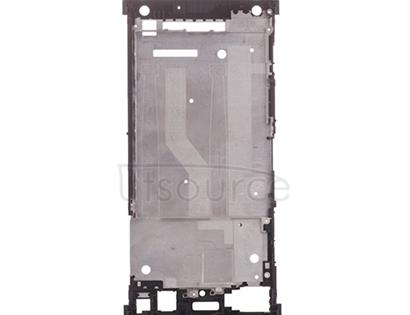 OEM LCD Supporting Frame for Sony Xperia XA1 Plus Black