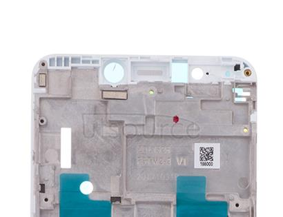 OEM LCD Supporting Frame for Asus Zenfone 4 Max ZC520KL White