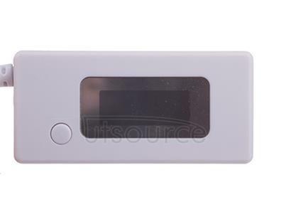 Battery Charging Ammeter White