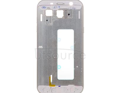 OEM Middle Frame for Samsung Galaxy A7 (2017) Gold Sand