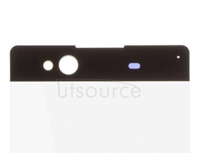 Custom Front Glass for Sony Xperia XA Ultra White