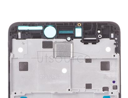 OEM LCD Supporting Frame for Xiaomi Redmi Note 4X Black