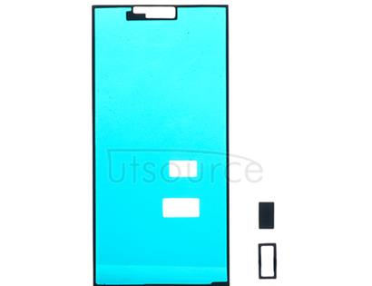 Witrigs LCD Supporting Frame Sticker for Sony Xperia XZ1 Compact