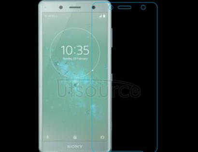 Tempered Glass Screen Protector for Sony Xperia XZ2 Compact Transparent