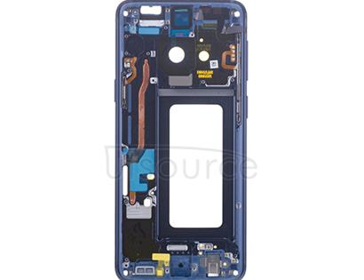 OEM Middle Frame for Samsung Galaxy S9 Coral Blue