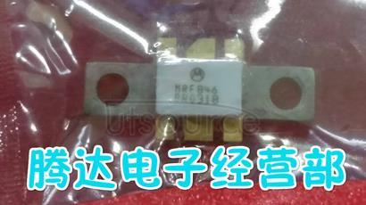 MRF846 NPN SILICON RF POWER TRANSISTOR
