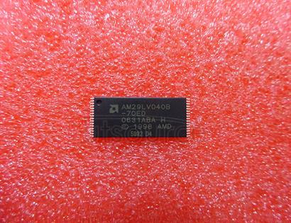 AM29LV040B-70ED 4 Megabit 512 K x 8-Bit CMOS 3.0 Volt-only, Uniform Sector 32-Pin Flash Memory