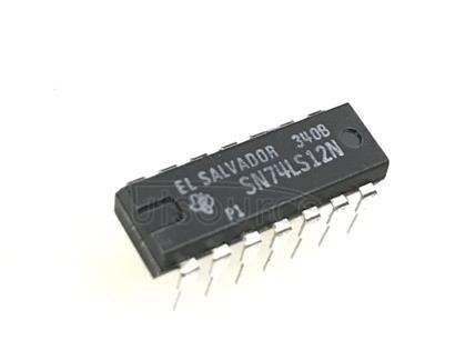 SN74LS12N TRIPLE 3-INPUT POSITIVE-NAND GATES WITH COLLECTOR OUTPUTS