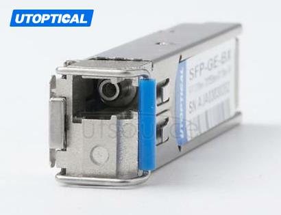 Generic Compatible SFP-GE-BX120 1510nm-TX/1590nm-RX 120km DOM Transceiver