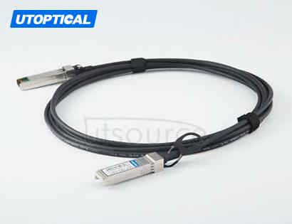 2m(6.56ft) IBM 00AY765 Compatible 10G SFP+ to SFP+ Passive Direct Attach Copper Twinax Cable