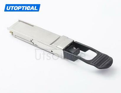 HPE JL286A Compatible QSFP-LX4-40G 1310nm 2km DOM Transceiver