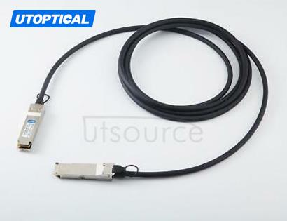 1m(3 28ft) HPE JG326A Compatible 40G QSFP+ to QSFP+ Passive Direct Attach  Copper Twinax Cable