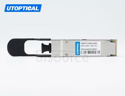 Cisco QSFP-40G-LR4-S Compatible QSFP-LR4-40G 1310nm 10km DOM Transceiver.