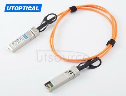 1m(3.28ft) Extreme Networks 10GB-F01-SFPP Compatible 10G SFP+ to SFP+ Active Optical Cable