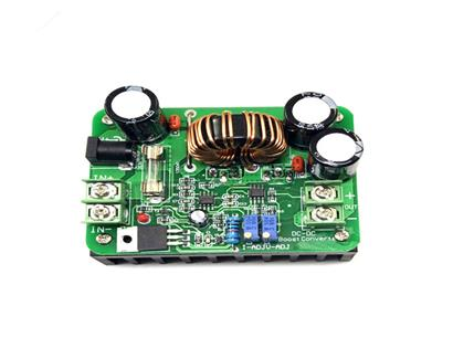 600W dc-dc booster module solar notebook power 10-60v 12-80v high powe