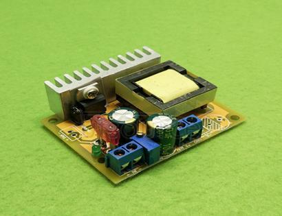 DC-DC booster module high voltage ZVS capacitor charging electromagnetic gun 45-390V780V adjustable 5A