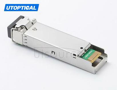 H3C SFP-FE-LH80-SM1550 Compatible SFP100M-ZX-55 1550nm 80km DOM Transceiver