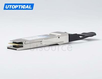 Juniper JNP-QSFP-40G-LR4 Compatible QSFP-LR4-40G 1310nm 10km DOM Transceiver.