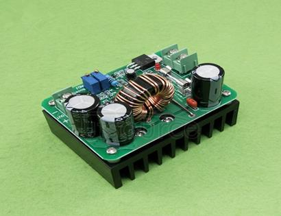 600W dc-dc booster module solar notebook power 10-60v 12-80v high powe 600W high-power booster module, wide voltage input: 12V ~ 60V, 12V ~ 80V adjustable voltage output<br/> Output current adjustable<br/> Ultra low input/output differential pressure.