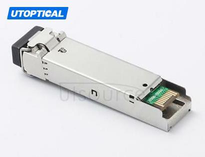 Brocade E1MG-1G-BXD-120 Compatible SFP-GE-BX120 1550nm-TX/1490nm-RX 120km DOM Transceiver