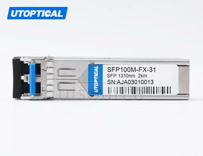 Generic Compatible SFP100M-FX-31 1310nm 2km DOM Transceiver