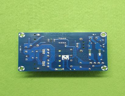 24V 150W switching power board high power industrial power module bare board DC power module 24V6A Protection function: over voltage, over current, short circuit protection. Ac input: ac100v-240v universal Ac frequency: 50HZ/60HZ Output voltage: dc DC24V Output current: 6-9a (no voltage drop) Output power: 150W (maximum 220W) Module size: length * width * height 115*65*35(mm)