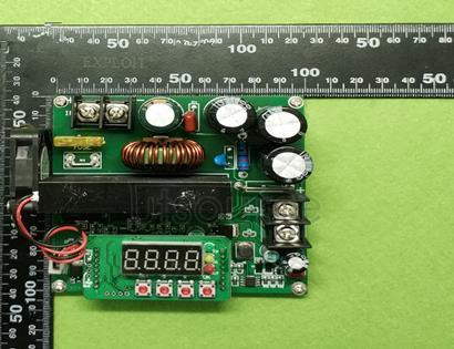 B900W CNC dc voltage constant current adjustable voltage module voltage ammeter 120V15A charger
