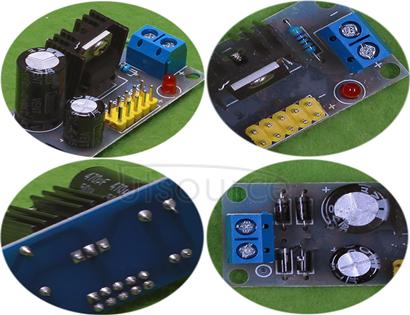 L7805 LM7805 three-terminal voltage regulator module 5V voltage regulator module